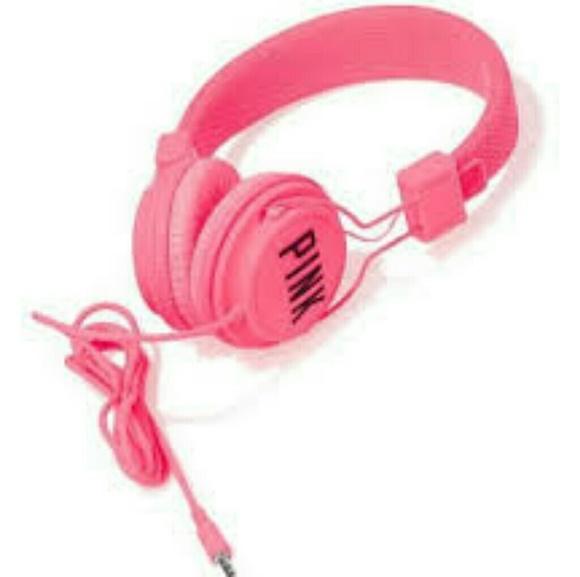 PINK Victoria's Secret Other - Victoria secret Pink Headphones